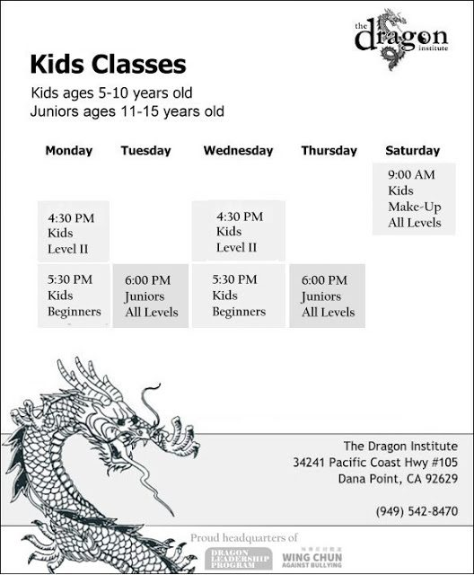 Irvine Kids Martial Arts