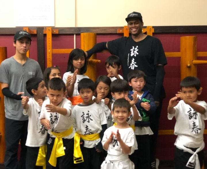 Irvine Kids Kung Fu